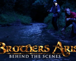 "BROTHERS ARISE – Behind the Scenes – ""Wade in the Water"""